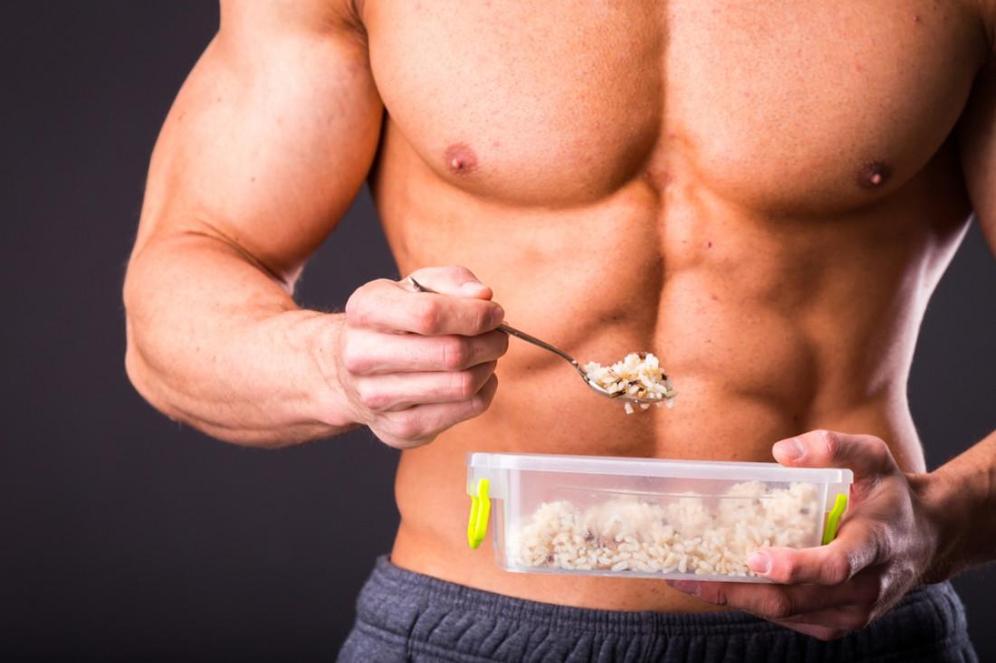 Пюре для набора мышечной массы