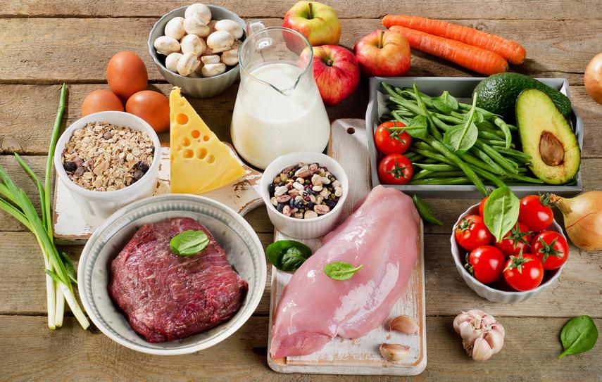 Как составить правильное питание