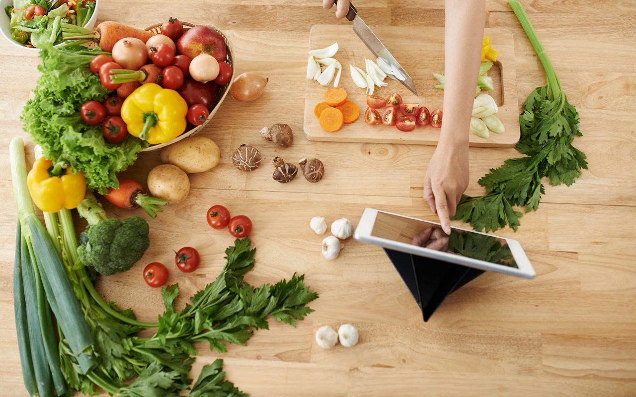 Составление индивидуального плана питания