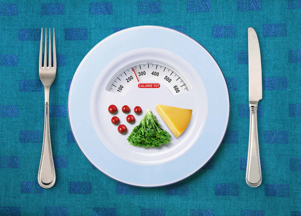 Дневная норма калорий чтобы похудеть