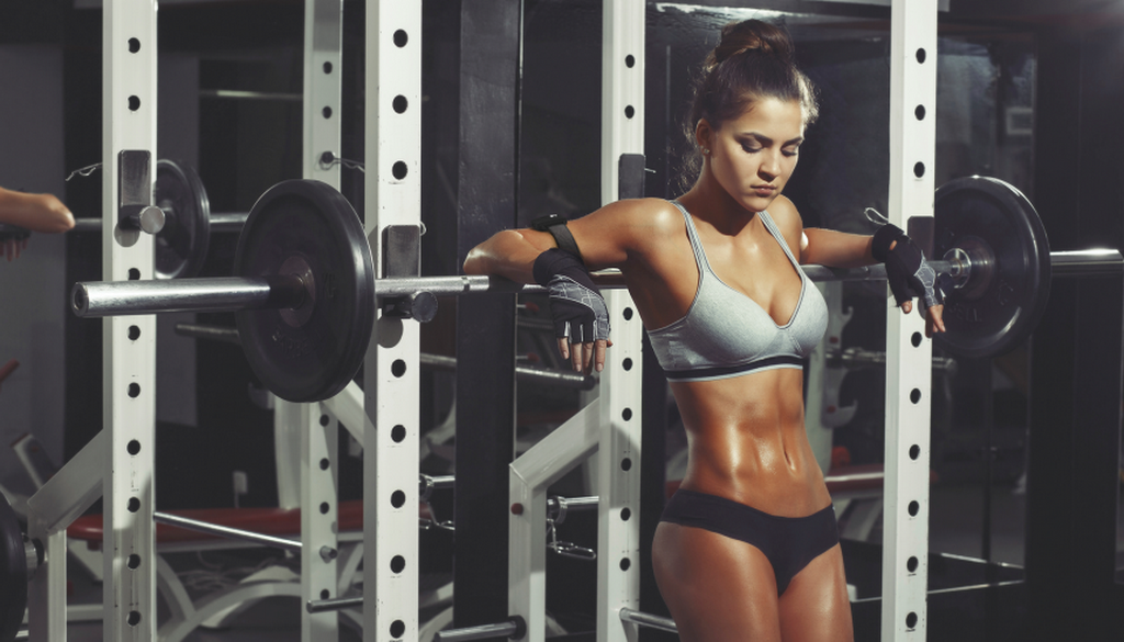 Питание для набора мышечной массы для женщин, продукты и меню для набора веса